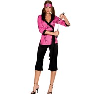 Karate Cutie Adult Costume