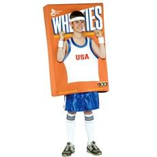 Wheaties Teen Costume