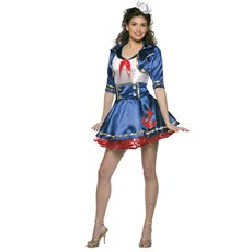 Sailor Gal Teen Costume