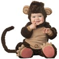Lil' Monkey Elite Collection Infant/Toddler Costume