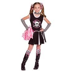 Rebel Cheerleader Child Costume