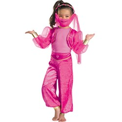 Tickled Pink Genie Toddler Costume