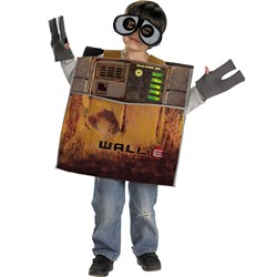 Disney Pixar Wall * E Deluxe Child Costume