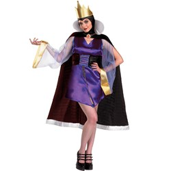 Disney Snow White Evil Queen Teen Costume