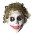 Batman Dark Knight Adult Joker Foam Latex Mask