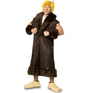 Flintstones Barney Rubble Adult Plus Costume