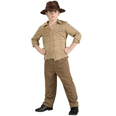 Indiana Jones Indiana Teen Costume