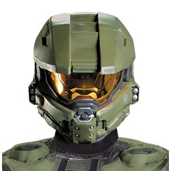 Master Chief Vacuform Mask</p> <p>
