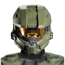 Master Chief Vacuform Mask</p> <p>