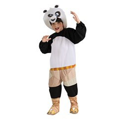 Kung Fu Panda Child Costume