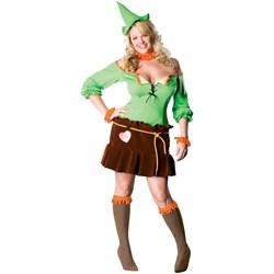 Scarecrow Adult Plus Costume