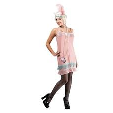Hello Kitty Charleston Kitty Girl Teen Costume