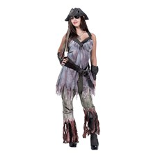 Ship Wreck Sally Teen Costume