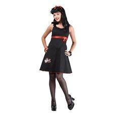 Hello Kitty Rockabilly Kitty Pre-Teen Costume