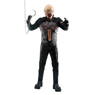 Hellraiser-Chatterer Deluxe Plus Adult Costume