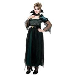 Queen of the Vampires Plus Adult Costume
