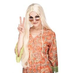 Deluxe Hippie Wig Adult