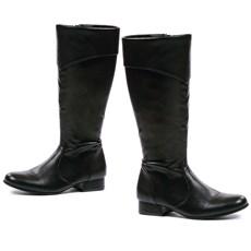 Bonny (Black) Adult Boots