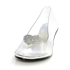Ariel (Clear) Child Shoes