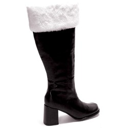 Gogo Fur (Black) Adult Boots