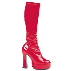 ChaCha (Red) Adult Boots