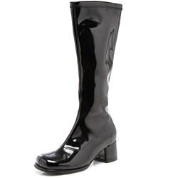 Dora (Black) Child Boots