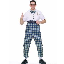 Nerd Adult Costume