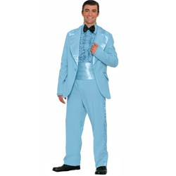 Costume: prom king, 1950s clothing