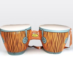 Inflatable Bongos