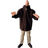 Puppet Master Pinhead with Mask and Hands Adult Costume
