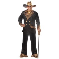 Big Daddy Dolla's Plus Adult Costume