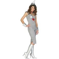 Tin-Up Girl Teen Costume
