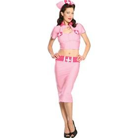 Miss Mary Medic Adult Costume