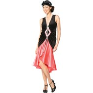 Puttin' on the Ritz - Coral Adult Costume