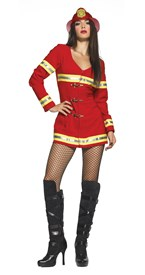 Red Hot Firefighter