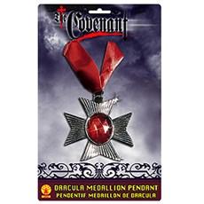 Vampire Medallion Pendant