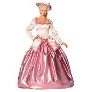 Marie Antoinette Adult Costume - Pink