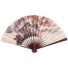 Kimono Princess Fan