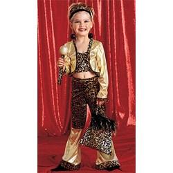 Leopard Diva Child Costume