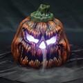 Sinister Pumpkin Fogger