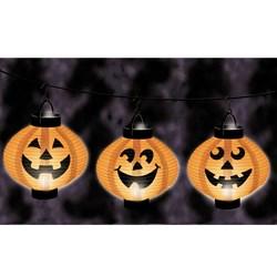 Halloween Light Up Lanterns (3 count)