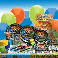 Pokemon Deluxe Party Kit