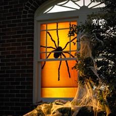 Black Widow Window Cling