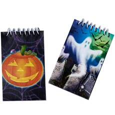 Halloween Fun Note Pads (12 count)