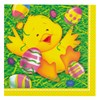 Easter Ducky Lunch Napkins (16 count)