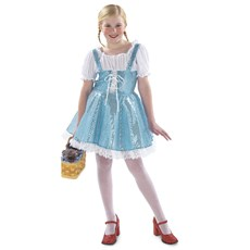 Blue Sparkle Dress Child Costume