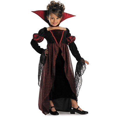 Princess Vampira Child Costume