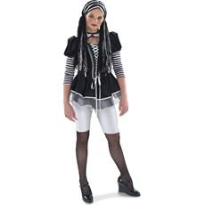 Goth Rag Doll Child/Teen Costume