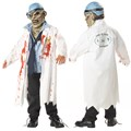 Lab Tech Zombie Child Costume