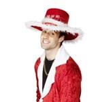 Santa Pimp Hat Adult
